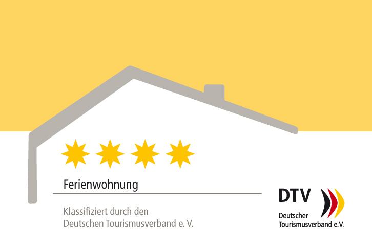 Unsere 4Sterne DTV-Klassifizierung